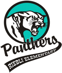 John B. Riebli Elementary Logo